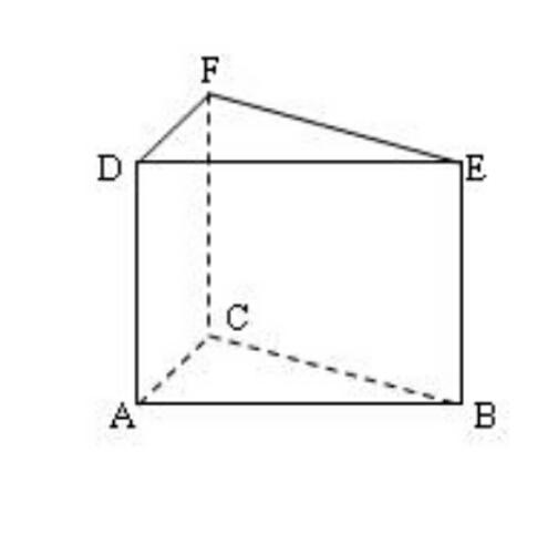 prisma segitiga | pengertian rumus volume serta luas permukaan