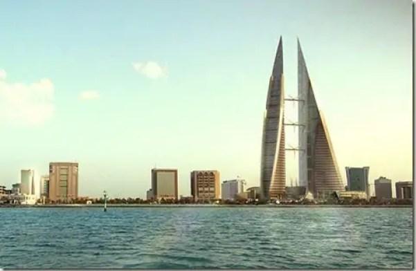 مركز التجارة العالمي في البحرين World Trade Center