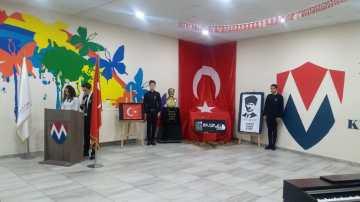 10 Kasım Atatürk'ü Anma Törenimiz