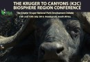 The Kruger to Canyons (K2C) Biosphere Region Conference