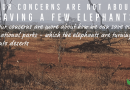 "Reply to Comment on ""About The Culling Of Elephants In Botswana"""
