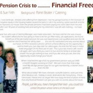 From Pension Crisis to Financial Freedom