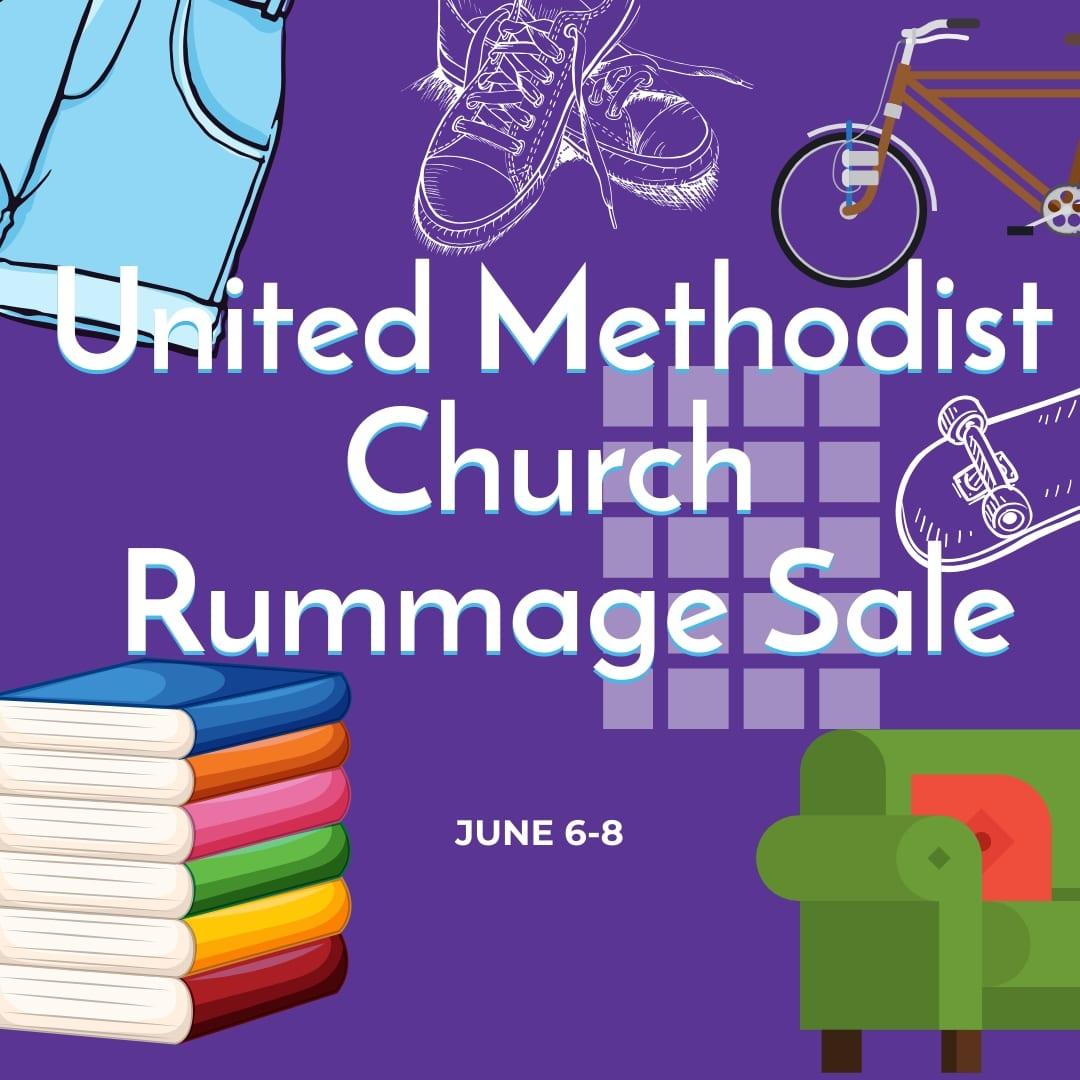 MUMC Rummage Sale June 6-8 - Mahomet Daily-