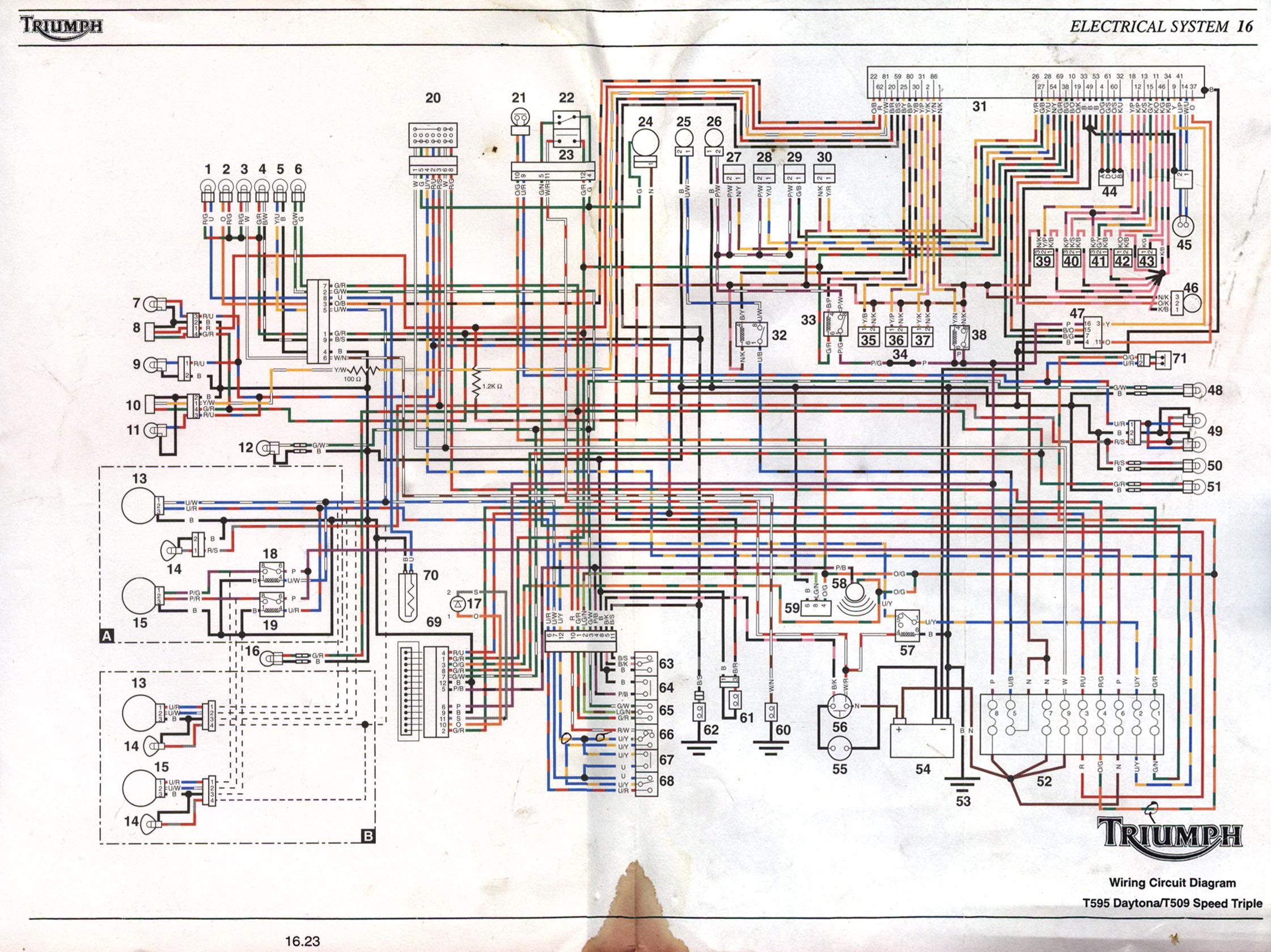 Gsxr 1000 Wiring Diagram Schematics K7 K 5 600 Auto Electrical 2008