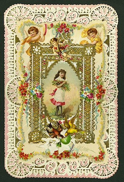 A Vintage Valentine Card Gallery Maia Chance