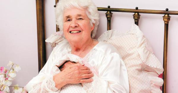 Oxfam fundraiser Barbara Walmsley returns with sponsored ...