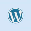 WordPress logo3