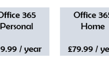 office 365 home vs personal uk