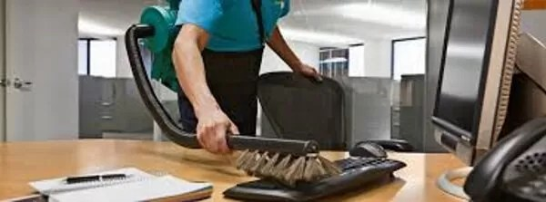 office almont cleaning