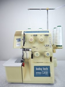 Baby lock saumurin kuva