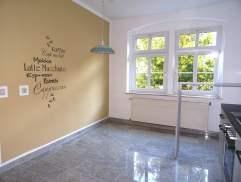 Mietwohnung in 01816 Bad Gottleuba - Küche mit Einbauküche