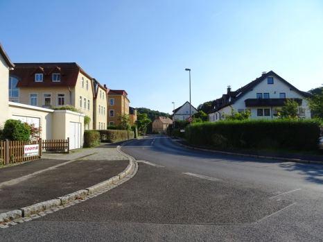 Mietwohnung Dresden Lockwitz vor dem Haus