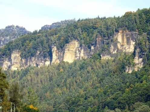 Ferienwohnung Dresden Lockwitz Ausflugsziel Elbsandsteingebirge