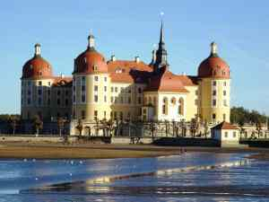 Ferienwohnung Dresden Lockwitz Alte Kelterei Schloss Moritzburg