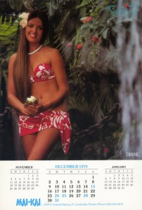 Diane December 1979