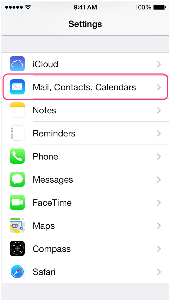 Incoming And Outgoing Mail Settings