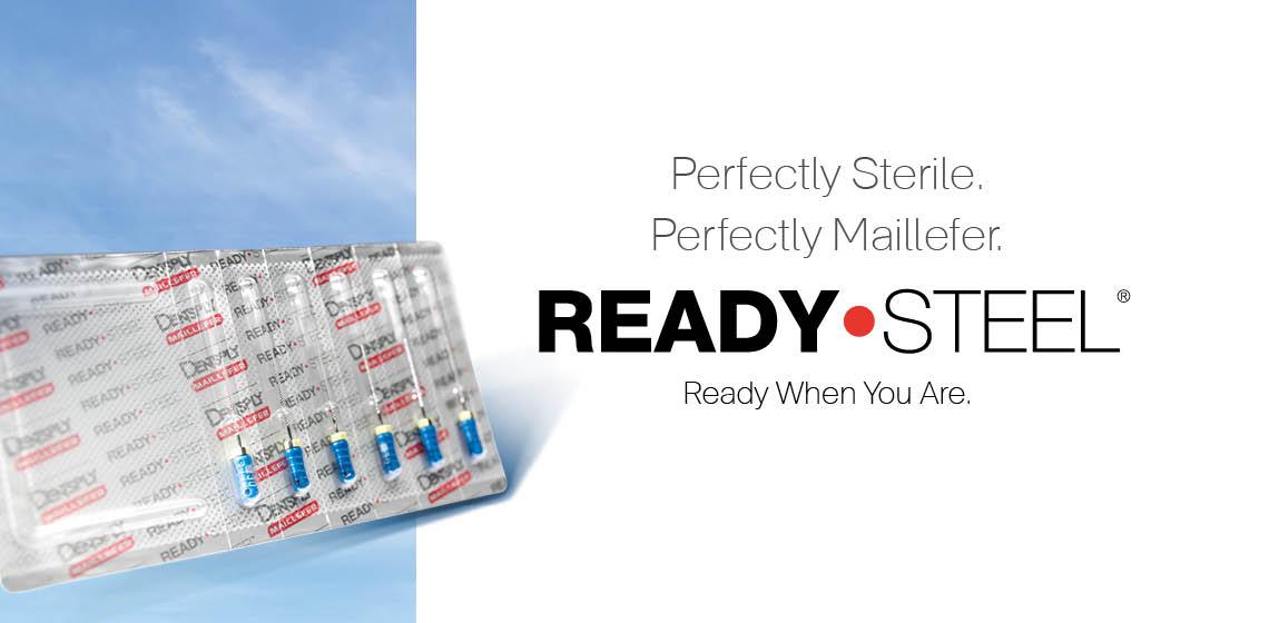 Ready Steel slider with reg mark