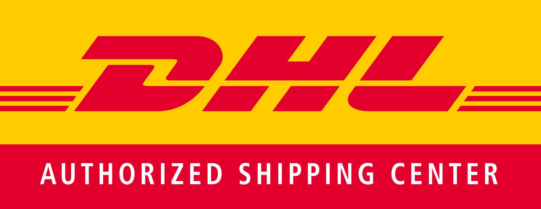 DHL large logo