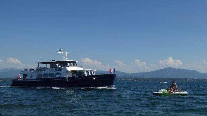 CGN boat