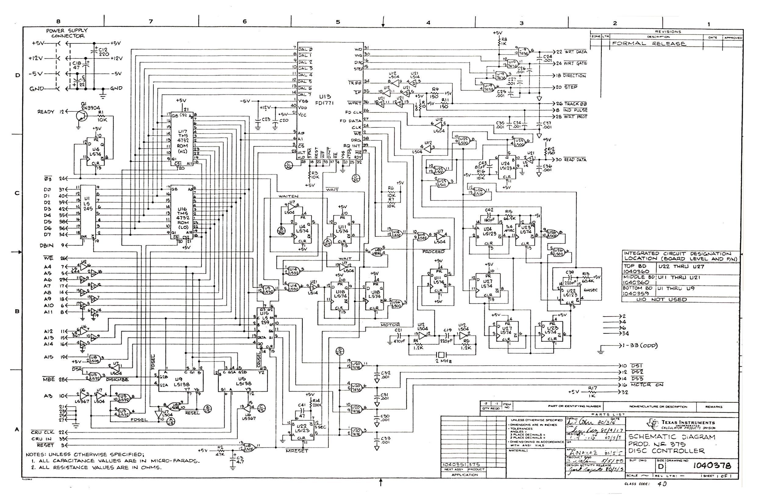 Ti99 Ti 99 Ti 99 4a Hardware Texas Instruments