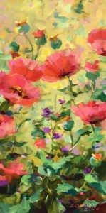 Profusion of Poppies - Sandra Dunn