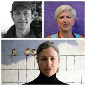 Philip Frey, Margaret Gerding, Ellen Granter