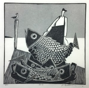 The Wood Cut Prints of David Witbeck