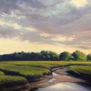 Marsh Sky IV