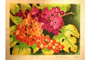 michiko-kusakabe-grape-hunting