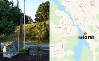 ellsworth-harbor-park-art-project-location