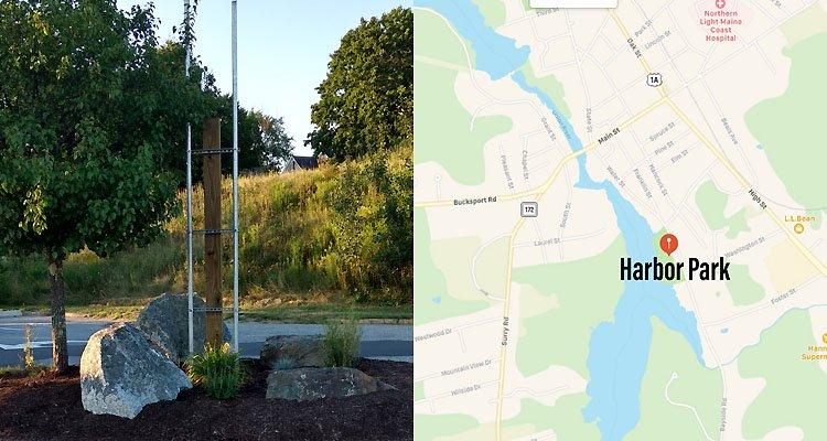 ellsworth-harbor-park-art-project-location