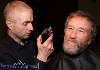 Beard and Head Shave 15-3-2014