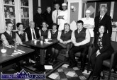 The Con's Bar and Grill team pictured just before launch time on Thursday evening: Included are, front: Brian Scollard, Sharon Walsh, Willie Buckley, manager; Nicole McEllistrim, Eileen Reidy, Geraldine Hickey, Daniel Spillane and Siobhán Whelan. Back row: Peter Byrne, Stephen Mallon, Tom McCarthy, Edward Dela Torre, Jolanta Thiert and Giles Casey, consultant manager. ©Photograph: John Reidy