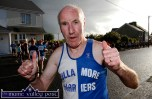 Seventy-two year old, Jim Langan of Tullamore Harriers pictured at the start of An Riocht AC Couch-to-5K Road Race/Fun Run in Castleisland on Friday evening. ©Photograph: John Reidy