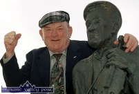 The late Jackie Healy-Rae - his passing packed Kilgarvan for the past few days. ©Photograph: John Reidy