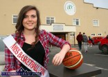 Róisín Casey who was selected as Miss Basketball pictured at Castleisland Community Centre as one of the busiest weeks of her life was winding down on finals day on Tuesday. ©Photograph: John Reidy 30-12-2014