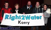 Preparing to March: At the Right2Water Castleisland meeting at the Ivy Leaf Art Centre on Wednesday night were: Cormac O'Sullivan, Rose Riordan, Dáithi Meyler, Pat and Niamh Marie O'Sullivan. ©Photograph: John Reidy