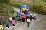 B Wildered style transport to the start of Saturday's John Lenihan / Lee Strand B-Wildered Wilderness Challenge at Glanageenty. ©Photograph: Domnick Walsh / Eye Focus LTD
