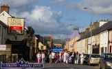 Killarney Road looking its best as the Corpus Christi Procession makes its way to Cahereens West on Saturday evening. ©Photograph: John Reidy