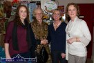Enjoying the atmosphere at Friday night's Food Fair in aid of Breast Cancer Ireland at Crag Cave were from left: Orla Quinlan, Nora O'Connor, Nancy Fleming and Moira Quinlan. ©Photograph: John Reidy