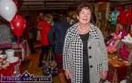 Organising group leader, Renee McCarthy at the Castleisland Christmas Craft Fair at the River Island Hotel on Saturday. ©Photograph: John Reidy