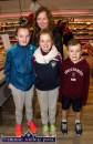 Kathleen Mahony from Scartaglin pictured with her children, Abbie, Mollie and Freddy at the annual Garvey's SuperValu Food Fair in Castleisland. ©Photograph: John Reidy