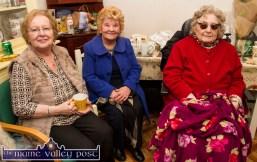 Mrs. Nora Curtin Celebrating her 100th Birthday 18-2-2016
