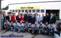Management and staff of Ahern's Garage pictured on the final at their Limerick Road base before the move to Tralee Road before Christmas 2005. Front from left: Dan Daly, Tom Prendiville, Denis Downey, Tom Wren, Tim McAuliffe, Shane Hamill, Mike O'Mahony, Declan Linehan, Padraig Doherty and Barry Lynch. Back from left: Paul Horan, Paul Ahern, Pat Ahern, Brian Dugdale, Declan O'Hara Theresa Finn, Mary O'Connor, Patrick Daughton, JJ. Murphy, Tim Horgan, Ray Ahern, Billy Broderick, Mick Ahern, Pat Moloney and Ray O'Callaghan. ©Photograph: John Reidy 23-12-2005