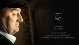 Poster for Pat. Screenshot by Shaun O'Connor.