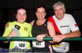 Jessica Moynihan with her mom, Anne, Tralee and Owen McSweeney, Scartaglin after the second leg of the three September Wednesday evening 5K Road Races / Fun Runs at An Ríocht AC Castleisland. ©Photograph: John Reidy