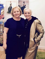 Aileen Lynch and Jill Hannon at the opening of the Ivy Lane Boutique. Photograph Courtesy of Hannons of Castleisland.