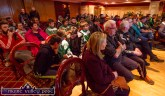 The function room at the River Island Hotel filling up for Thursday's Castleisland Community College / Castleisland AFC All Weather Pitch Information Evening. ©Photograph: John Reidy