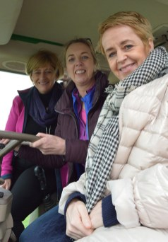 Castleisland Community College Tractor Run 5-3-2017