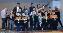 The Brosna U-10 team